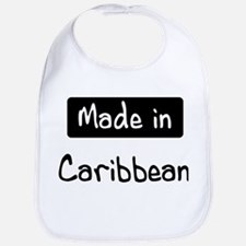 Made in Caribbean Bib