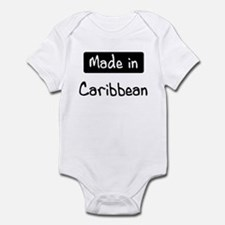 Made in Caribbean Onesie