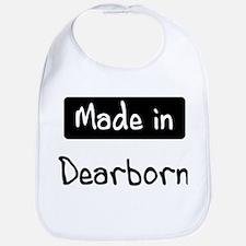 Made in Dearborn Bib