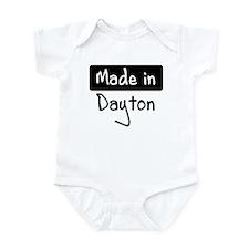 Made in Dayton Infant Bodysuit