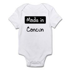 Made in Cancun Infant Bodysuit