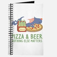 Pizza & Beer Journal