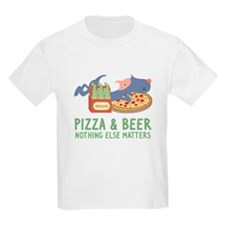 Pizza & Beer T-Shirt