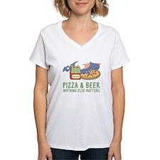 Pizza & Beer Shirt
