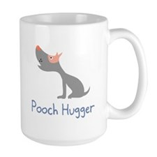Pooch Hugger Mug