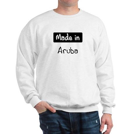 Made in Aruba Sweatshirt