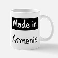 Made in Armenia Mug