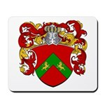 Dykstra Family Crest Mousepad