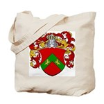 Dykstra Family Crest Tote Bag