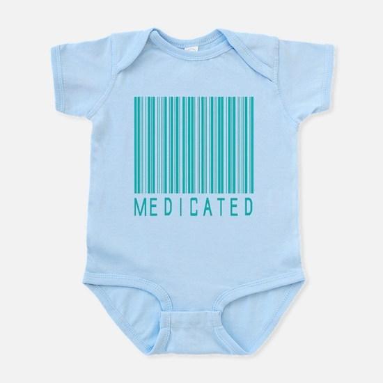 Medicated Infant Bodysuit