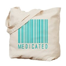 Medicated Tote Bag