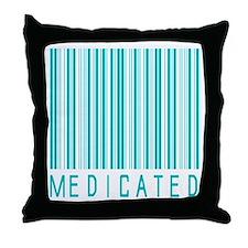 Medicated Throw Pillow