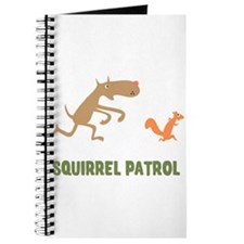 Squirrel Patrol Journal