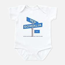 REP SOMALIA Infant Bodysuit
