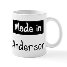 Made in Anderson Mug