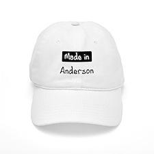 Made in Anderson Baseball Cap