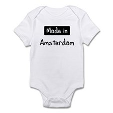 Made in Amsterdam Infant Bodysuit