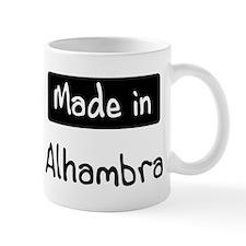 Made in Alhambra Mug
