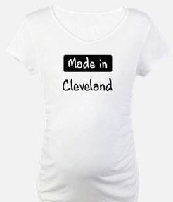 Made in Cleveland Shirt