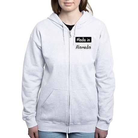Made in Alameda Women's Zip Hoodie