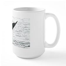 California Grey Whale Tail