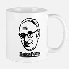 Rothbard Freedom Fighter Mug