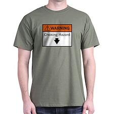Choking Hazard Light T Shirt