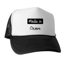 Made in Guam Trucker Hat