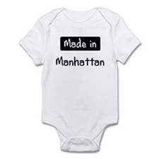 Made in Manhattan Infant Bodysuit