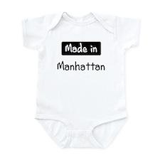 Made in Manhattan Onesie
