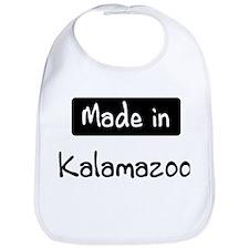 Made in Kalamazoo Bib
