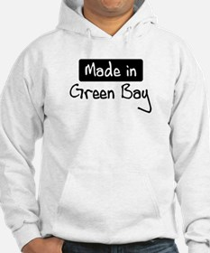 Made in Green Bay Hoodie