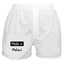 Made in Malawi Boxer Shorts