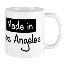 Made in Los Angeles Mug