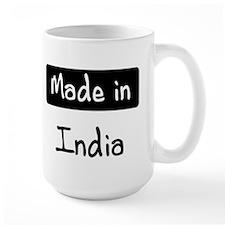 Made in India Mug