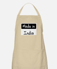 Made in India BBQ Apron