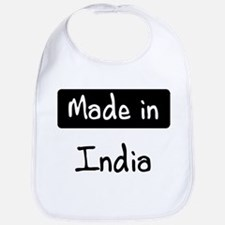 Made in India Bib