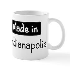 Made in Indianapolis Mug