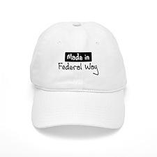 Made in Federal Way Baseball Cap