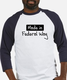 Made in Federal Way Baseball Jersey
