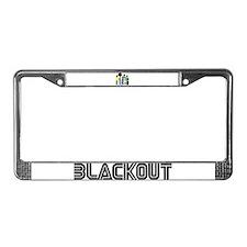 Chicago comedy License Plate Frame