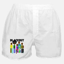 Cute African american comedy Boxer Shorts