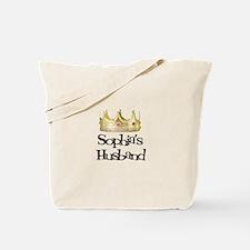 Sophia's Husband Tote Bag