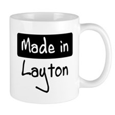 Made in Layton Mug