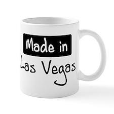 Made in Las Vegas Mug