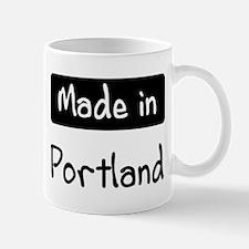 Made in Portland Mug