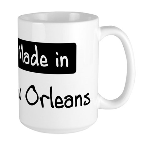 Made in New Orleans Large Mug