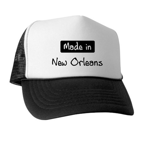 Made in New Orleans Trucker Hat