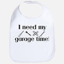 I need my garage time Bib
