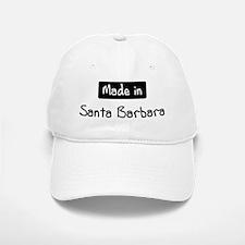 Made in Santa Barbara Baseball Baseball Cap